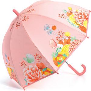Umbrellas Flower Garden