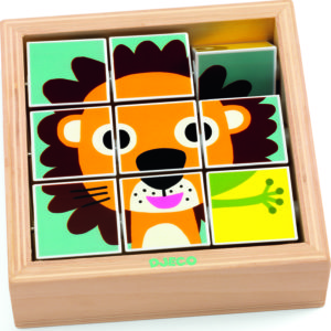 Wooden Puzzles Tournanimo