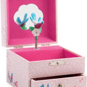 Treasure Boxes Finch's Tune