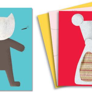 Le Petit Artist - Collages Collages Le Petit Artist