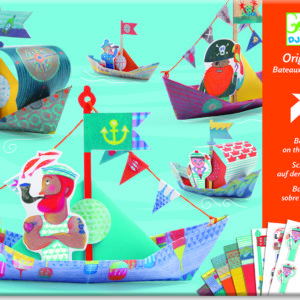 Petit Gifts - Origami Floating Boats