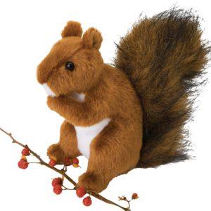 Roadie Red Squirrel