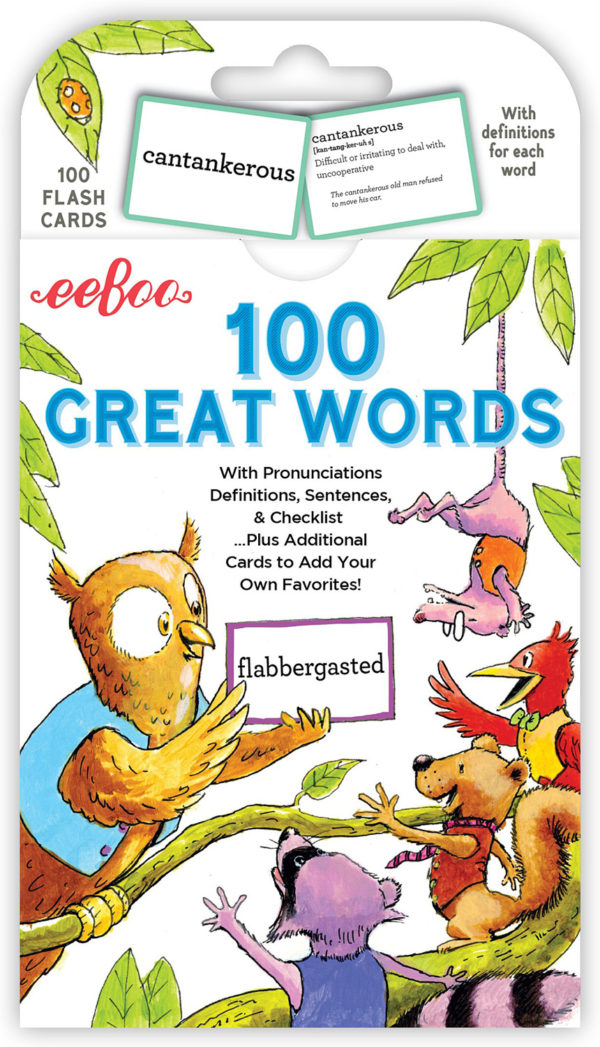 100 Great Words