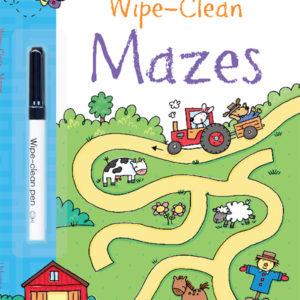 Wipe-Clean, Mazes