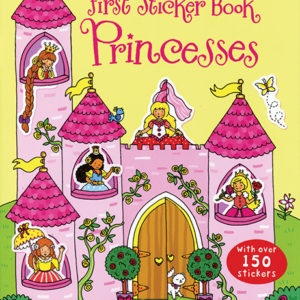 First Sticker Book, Princesses