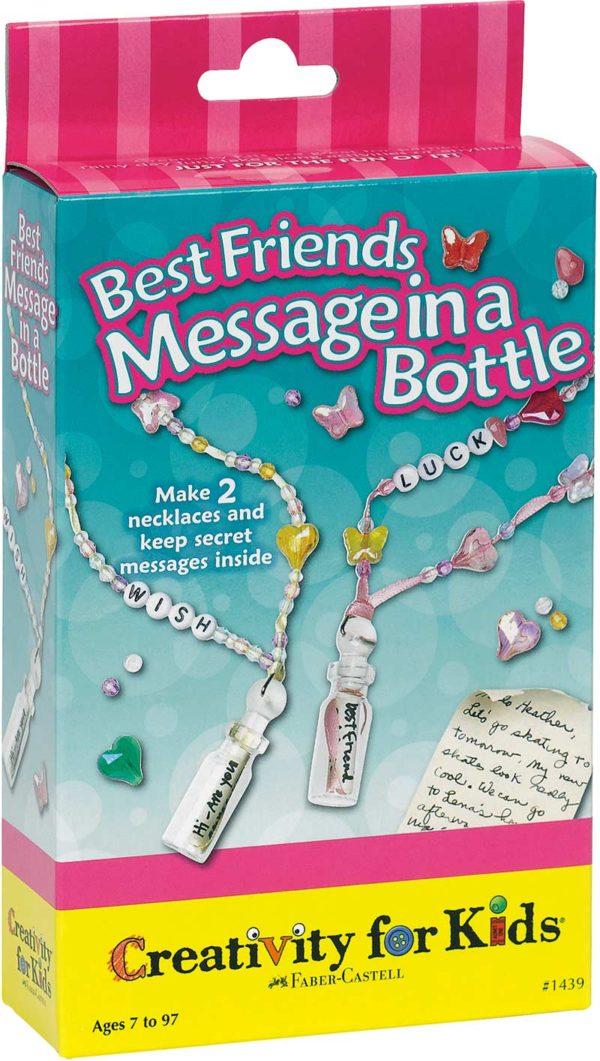 Best Friends Message In A Bottle