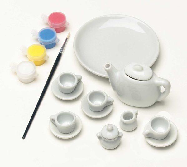 Teeny Tiny Tea Set