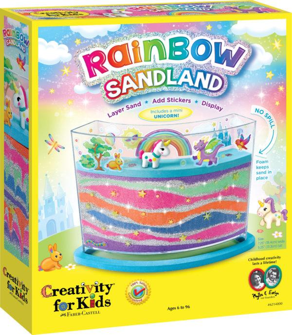 Rainbow Sandland