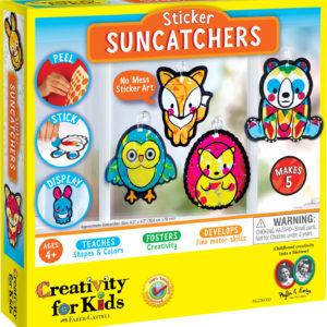Sticker Suncatchers