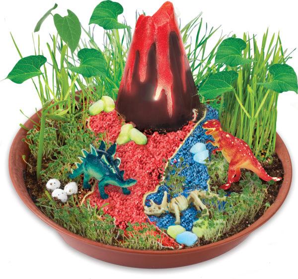 Grow N'' Glow Dinosaur Habitat