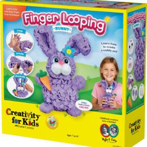 Finger Looping - Bunny