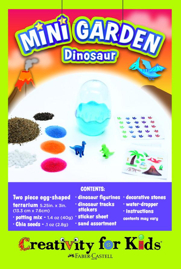 Mini Garden - Dinosaur