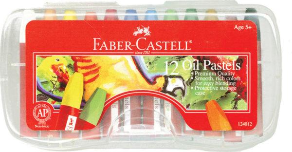 12 ct Oil Pastels