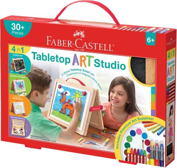 Tabletop Art Studio