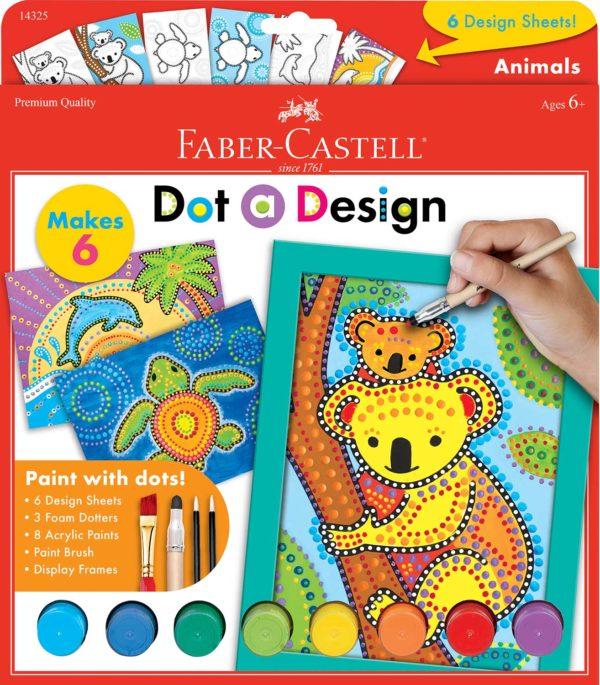 Dot a Design-Animals