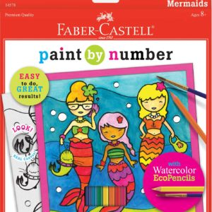 Paint By Number Mermaids