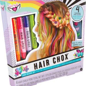 Unicorn Magic Hair Chox Set