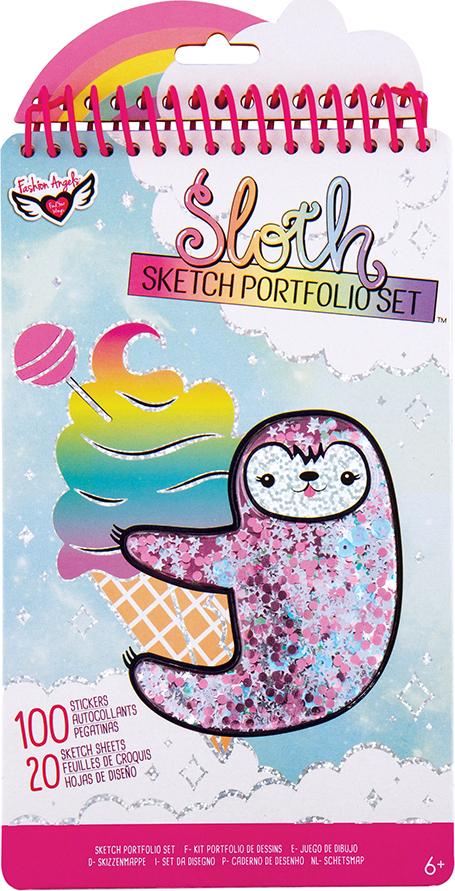 Sloth Shaker Compact Portfolio