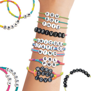 Tell Your Story Mix & Match Alphabet Bead Case - Large