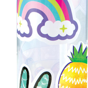 Water Bottle Sticker Book