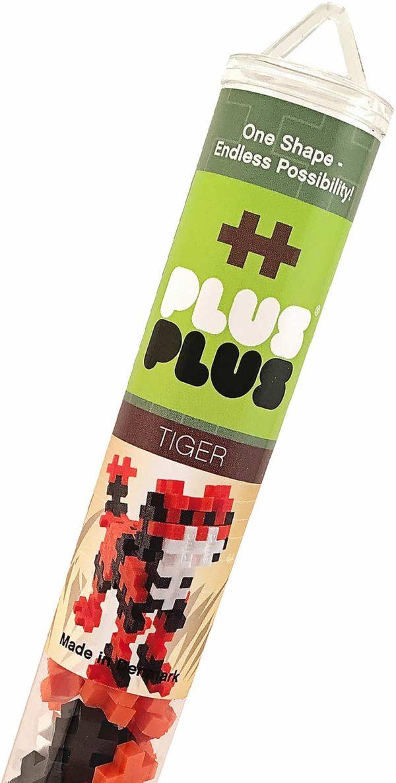 Plus-Plus Tube - Tiger