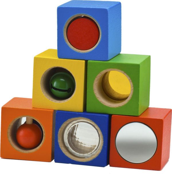 Stack and Learn Blocks