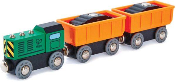 Diesel Freight Train