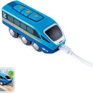 Remote-Control Train