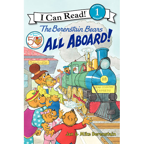 Berenstain Bears: All Aboard!, The