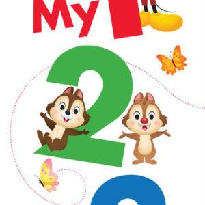 Disney Baby: My 123s