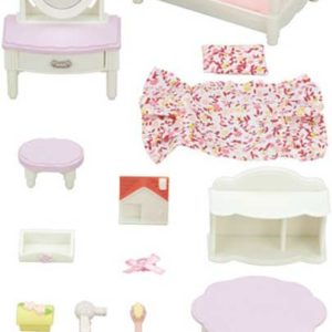 Bedroom & Vanity Set