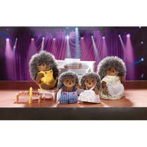 Pickleweeds Hedgehog Family