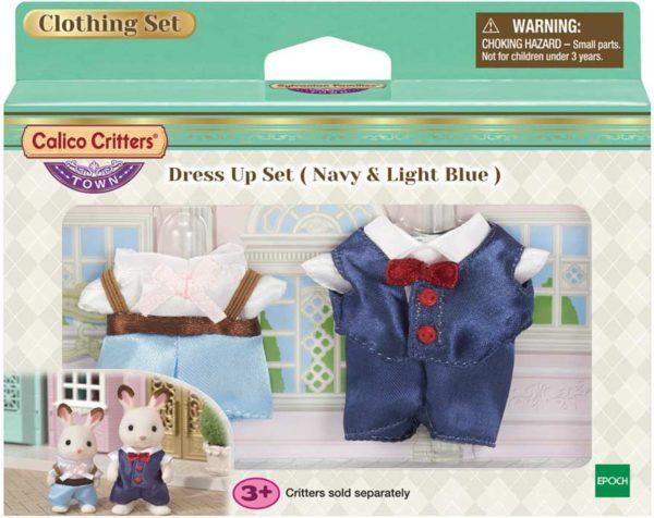 Dress Up Set (Navy & Light Blue)