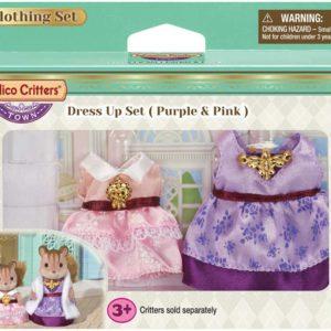 Dress Up Set (Purple & Pink)