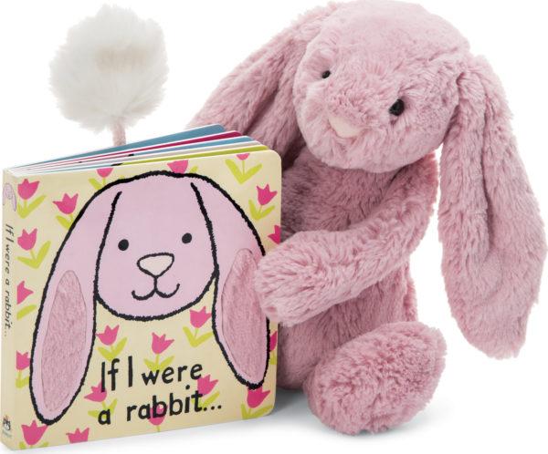 If I Were a Rabbit Board Book