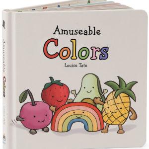 Amuseable Colors Book