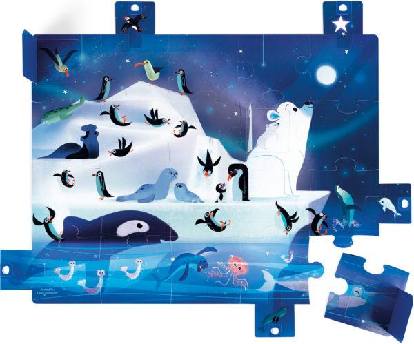 """Surprise Puzzle - """"Under The Stars"""" - 20 Pcs"""