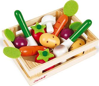 12 Vegetables Crate