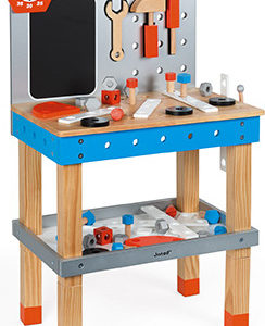Brico'Kids Diy Giant Magnetic Workbench