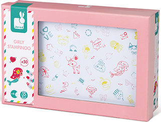 Set Of 50 Stampinoo Cute Stamps
