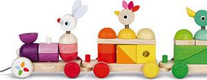 Zigolos Giant Multicolour Train
