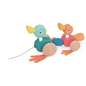 Zigolos Pull-Along Ducks