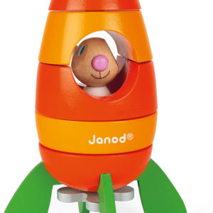 Janod Lapin - Magnetic Carrot Rocket