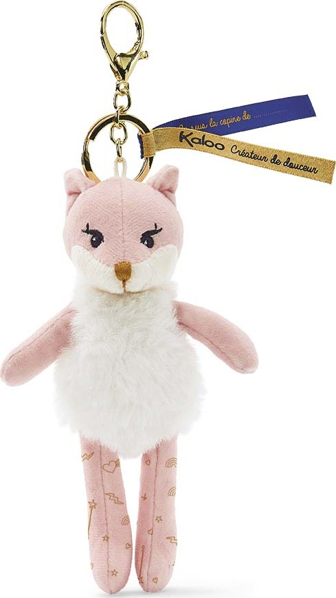 Roxia Fox Plush - Keychain