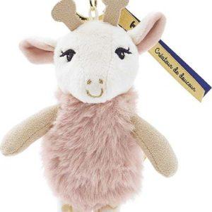 Zarafa Giraffe Plush - Keychain