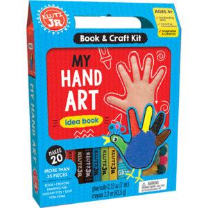 KLUTZ JR. MY HAND ART