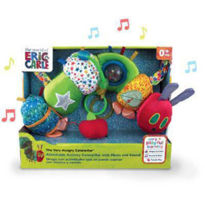 The World of Eric Carle The Very Hungry Caterpillar Attachable Activity Caterpillar