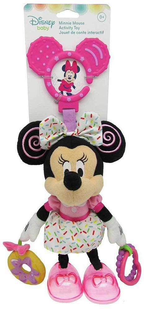 Disney Baby Minnie Mouse On-The-Go Activity Toy