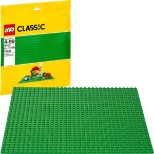 LEGO 4+ Classic Green Baseplate