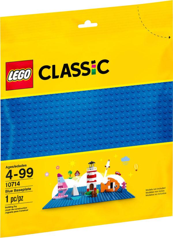 LEGO Classic - Blue Baseplate